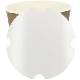 Tampa Cartao para Emballagem Frango Fritto 5100ml (100 Uds)