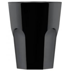 Copo Reutilizáveis SAN Rox Preto 300ml (120 Uds)