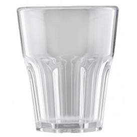 Copo Reutilizáveis SAN Rox Transparente 300ml (8 Uds)