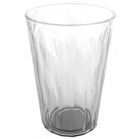 Copo Reutilizáveis Granity Ice Transp. SAN 420 ml (75 Uds)