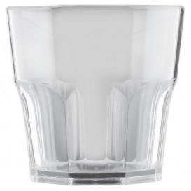 Copo Reutilizáveis SAN Mini Drink Transp.160ml (96 Uds)