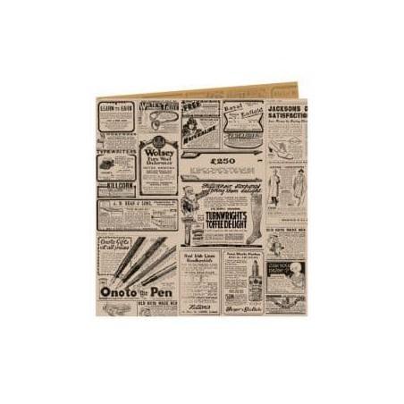 Saqueta Antigordura Aberta 2 Lados Times 16x16,5cm (500 Uds)