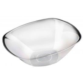 Tigela de Plastico Transparente Ø277mm Square PS 3000ml (30 Uds)