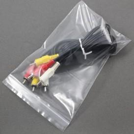 Sacos ZIP com Fecho Automático 18x25cm G160 (100 Uds)