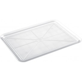 Bandeja Plastico Tray Transp. 37x50cm (24 Unidades)