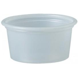 Copo Plastico PS para Molhos 22ml Ø44,5mm (250 Uds)