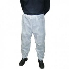 Pantalón TST de PP Industrial Branco (100 Uds)