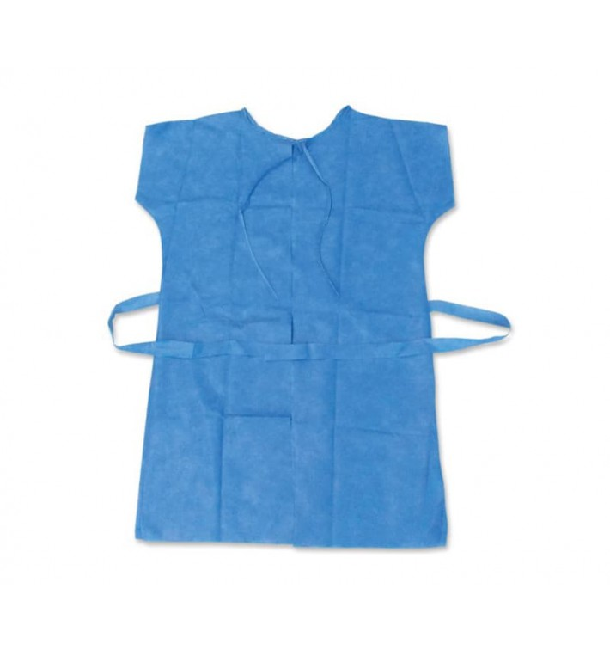 Bata TST para pacientes RX Azul XL (100 Uds)