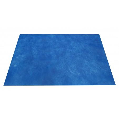 Toalhete Não Tecido Azul Royal 30x40cm 50g (500 Uds)