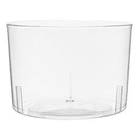 Copo Plastico Cristal CAIPIRINHA PS 220 ml (480 Uds)