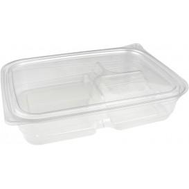 Embalagem de Plastico PET 3C 700ml 22x16x4cm (300 Uds)