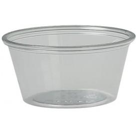 Copo para molhos rPET Cristal 2Oz/60ml Ø6,6cm (250 Uds)