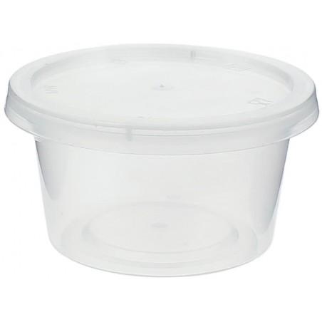 Copo Plastico Molhos Tampa PP 120ml (1.000 Unidades)