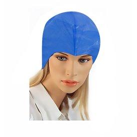 Touca de Polietileno para madeixas Azul (50 Uds)