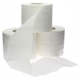 Rolo Higiênico Doméstico Branco 36m (6 Uds)