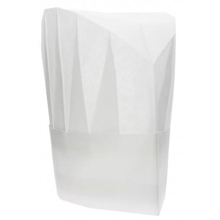 Touca TST Continental Branco (10 Uds)