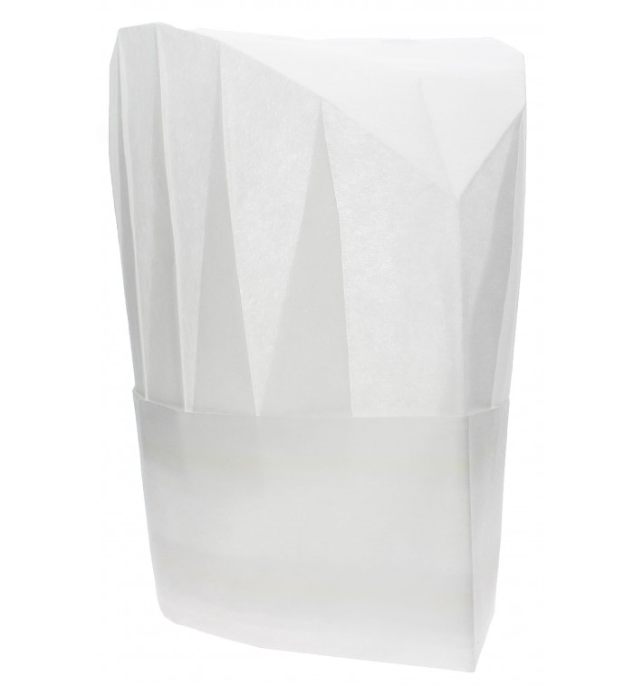 Touca TST Continental Branco (100 Uds)