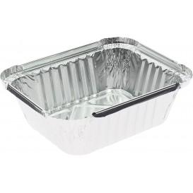 Embalagem de Aluminio 475ml 146x121x40mml (1200 Unidades)