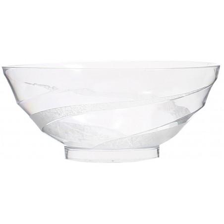 Tigela Degustação de Plástico Transparente 150cc (40 Unidades)
