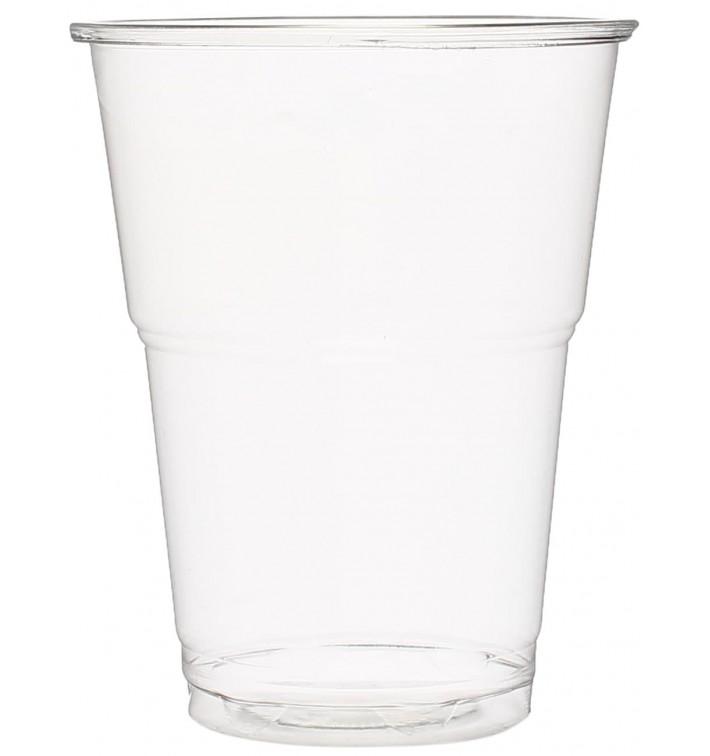 Copo Plastico PET Cristal Transparente 285ml (50 Uds)