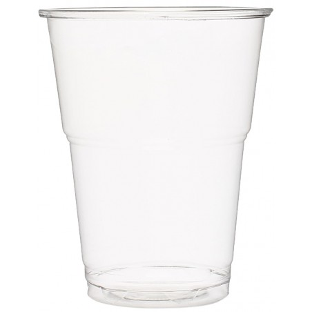 Copo Plastico PET Cristal Transparente 285ml (85 Uds)