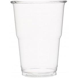 Copo Plastico PET Cristal Transparente 250ml (50 Uds)