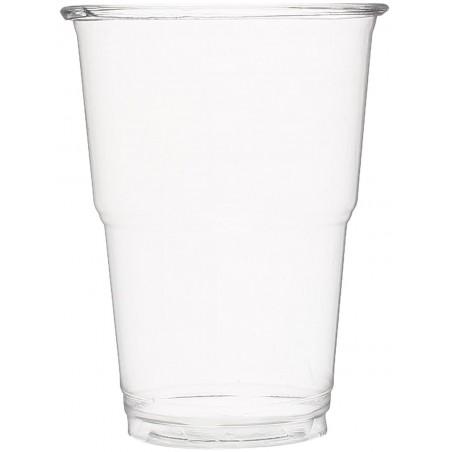 Copo Plastico PET Cristal Transparente 250ml (85 Uds)