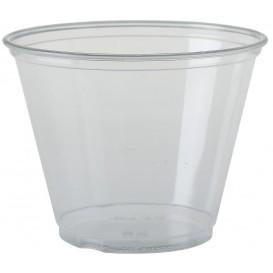 Copo Plastico PET Cristal Solo® 9Oz/266ml Ø9,2cm (50 Uds)