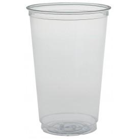 Copo Plastico PET Cristal Solo® 20Oz/592ml Ø9,2cm (50 Uds)