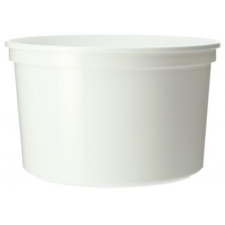 Taça Plastico Redonda Branca 500ml (50 Uds)