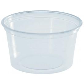 Copo Plastico PS para Molhos 80ml (100 Uds)