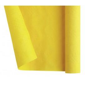 Toalha Papel Rolo Mesa Amarelo 1,2x7m (1 Ud)