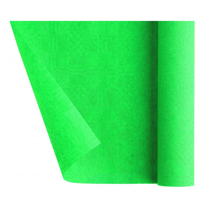 Toalha Papel Rolo Mesa Verde 1,2x7m (25 Uds)