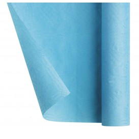 Toalha Papel Rolo Mesa Azul Claro 1,2x7m (25 Uds)