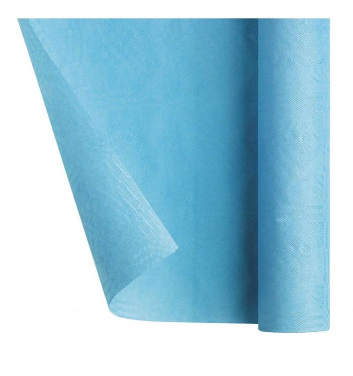 Toalha Papel Rolo Mesa Azul Claro 1,2x7m (25 Uds)