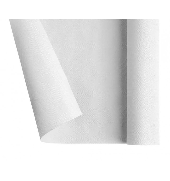 Toalha Papel Rolo Mesa Branco 1,2x7m (1 Ud)