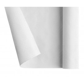 Toalha Papel Rolo Mesa Branco 1,2x7m (25 Uds)