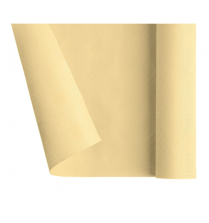 Toalha Papel Rolo Mesa Creme 1,2x7m (25 Uds)
