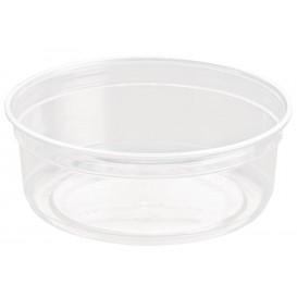 Embalagem Plastico rPET DeliGourmet 8oz/237ml (50 Uds)