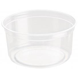 Embalagem Plastico rPET DeliGourmet 12oz/355ml (50 Uds)