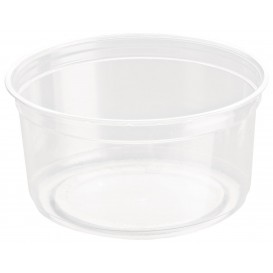 Embalagem Plastico rPET DeliGourmet 12oz/355ml (500 Uds)