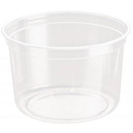 Embalagem Plastico rPET DeliGourmet 16oz/473ml (50 Uds)