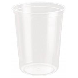Embalagem Plastico rPET DeliGourmet 32oz/946ml (500 Uds)
