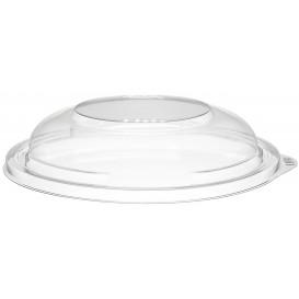 Tampa Alta Plastico PET para Tigela Transp. Ø150mm (504 uds)