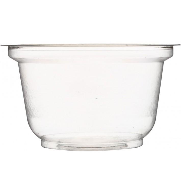 Taça de Plastico PS Cristal 220ml Ø9,5cm (104 Uds)