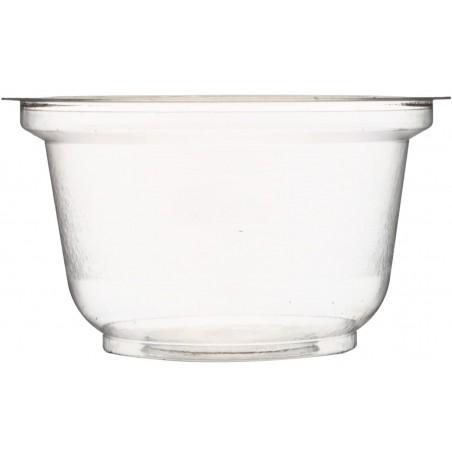 Taça Plastico Gelado Transp. 220ml PS Ø9,5cm (104 Uds)