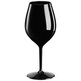Copo Flute Reutilizáveis Vinho Preto TT 510ml (6 Uds)