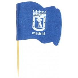 "Pick Bandeira ""Madri"" 65mm (14.400 Uds)"