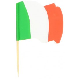 "Pick Bandeira ""Itália"" 65mm (14.400 Uds)"