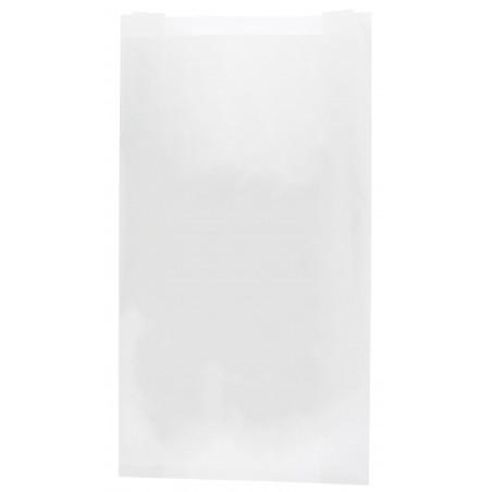 Bolsa de papel blanca 12+6x20cm (250 Unidades)